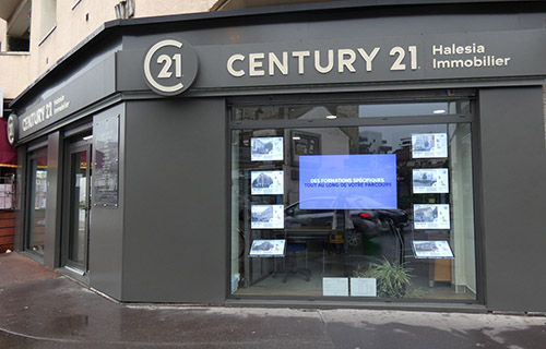 Agence immobilière CENTURY 21 Halesia Immobilier, 92230 GENNEVILLIERS